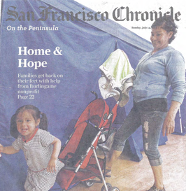 SF Chronicle cover